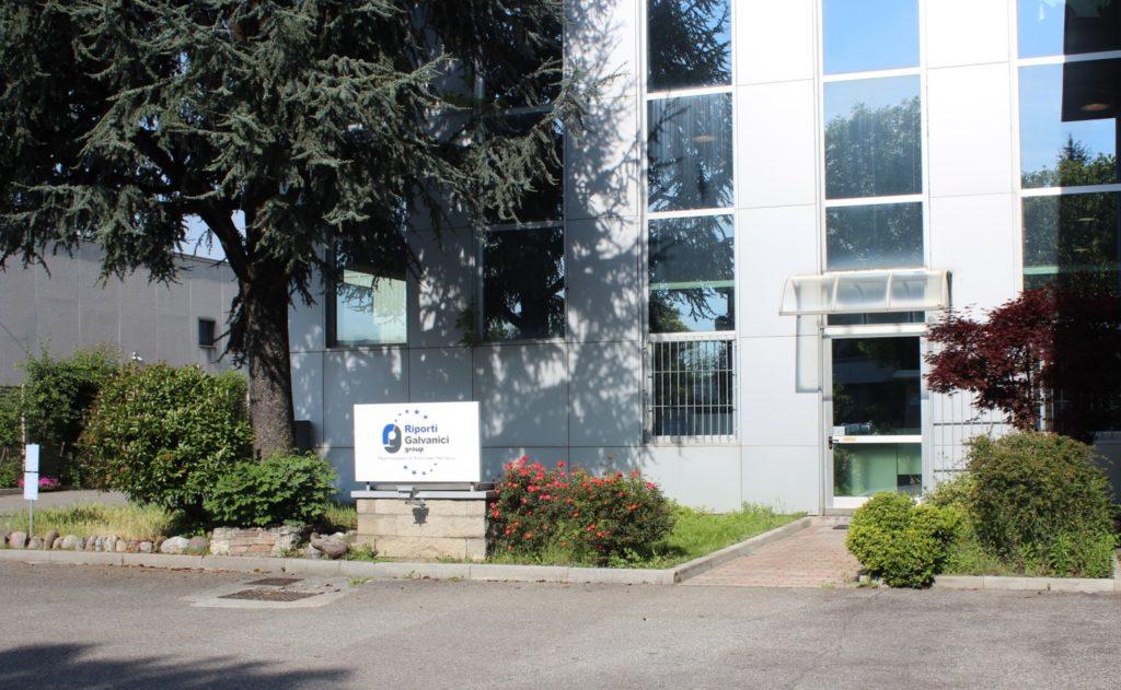 Struttura-Lavorazione Galvanica-Riporti-Galvanici Group SRL-Galvanica Brescia
